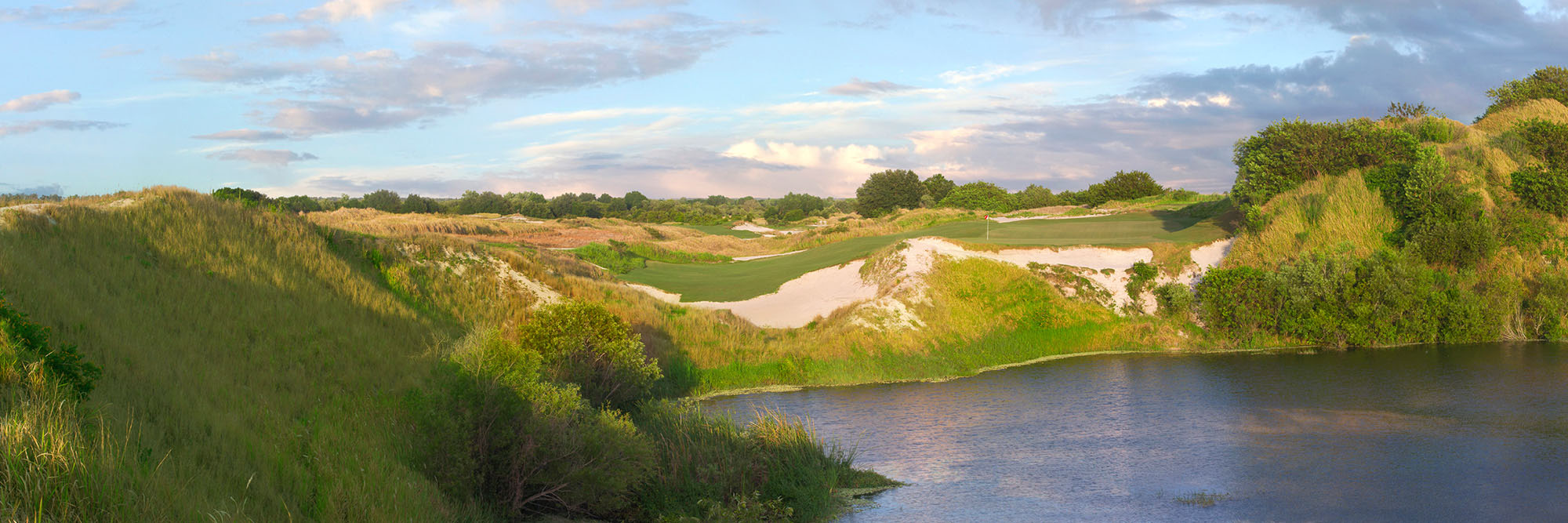 Golf Course Image - Streamsong Red No. 16