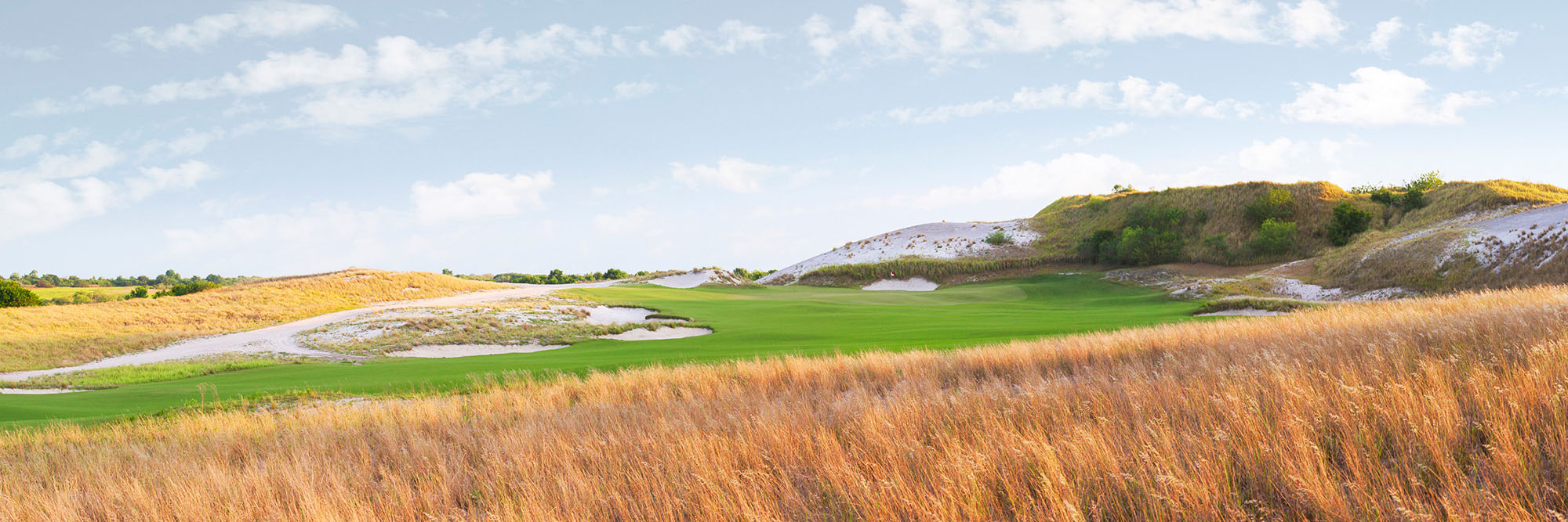 Golf Course Image - Streamsong Red No. 18