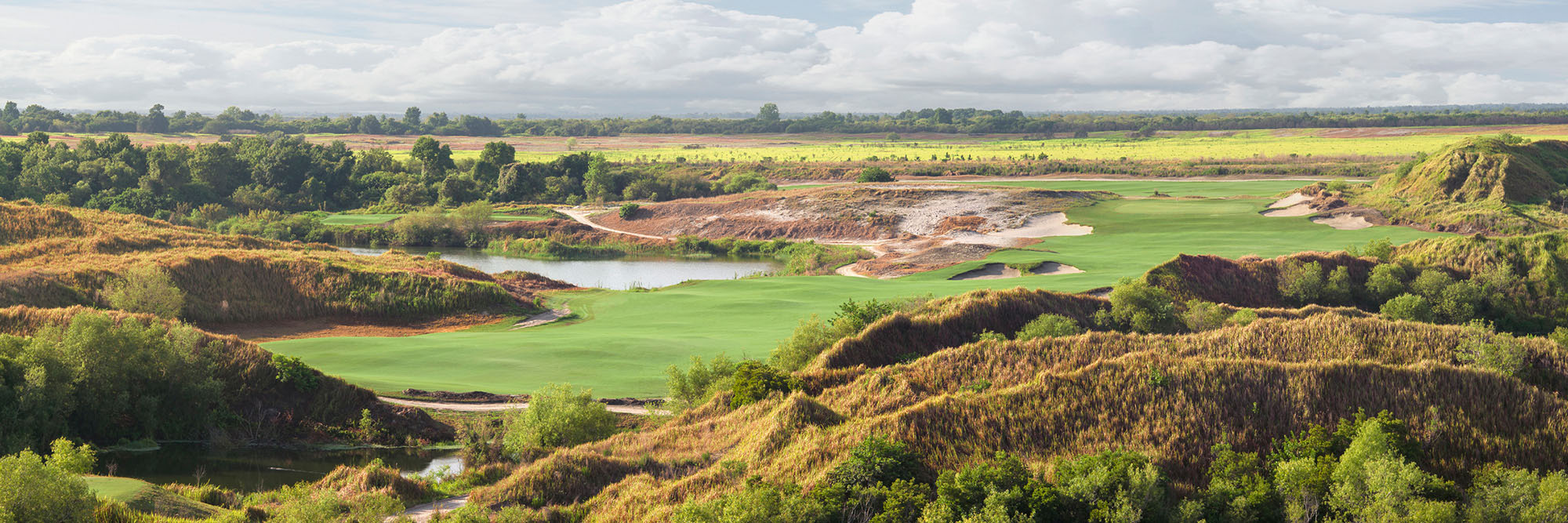 Golf Course Image - Streamsong Red No. 1
