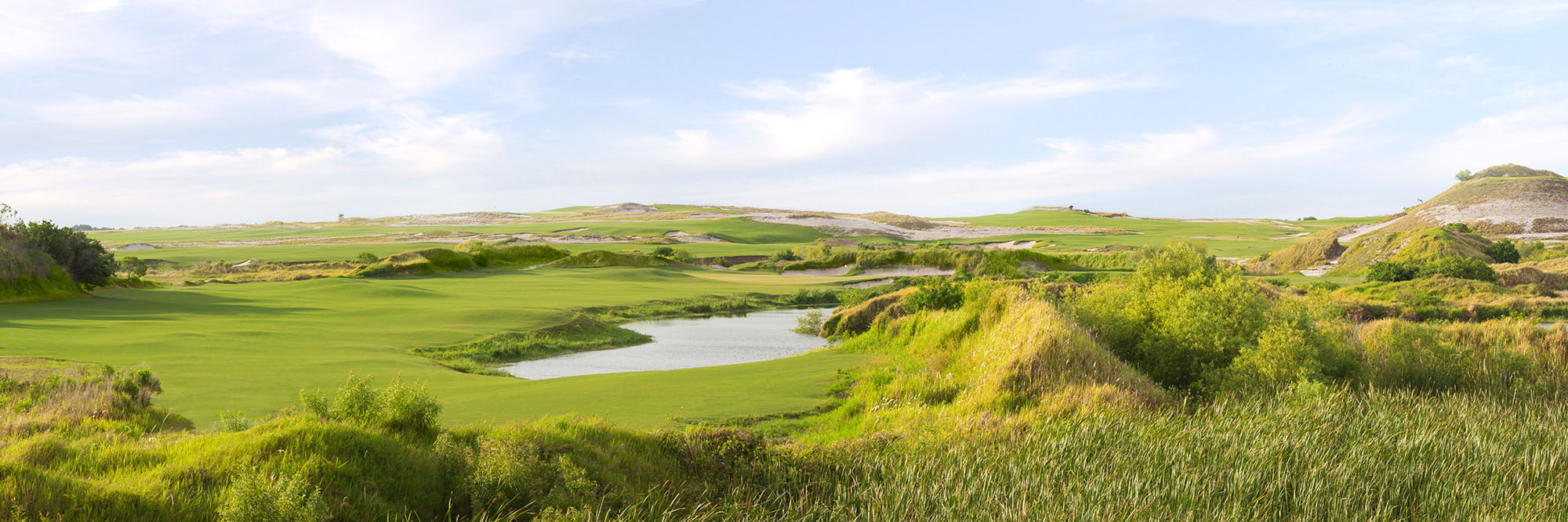 Golf Course Image - Streamsong Red No. 5