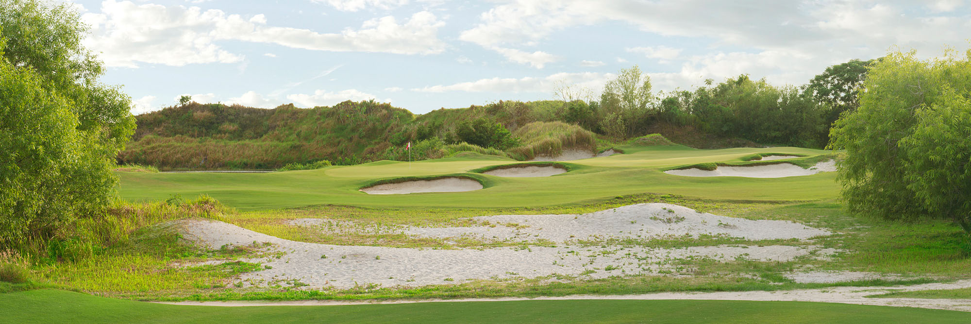 Golf Course Image - Streamsong Red No. 8
