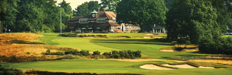 Golf Course Image - Sunningdale Golf Club Old. 17