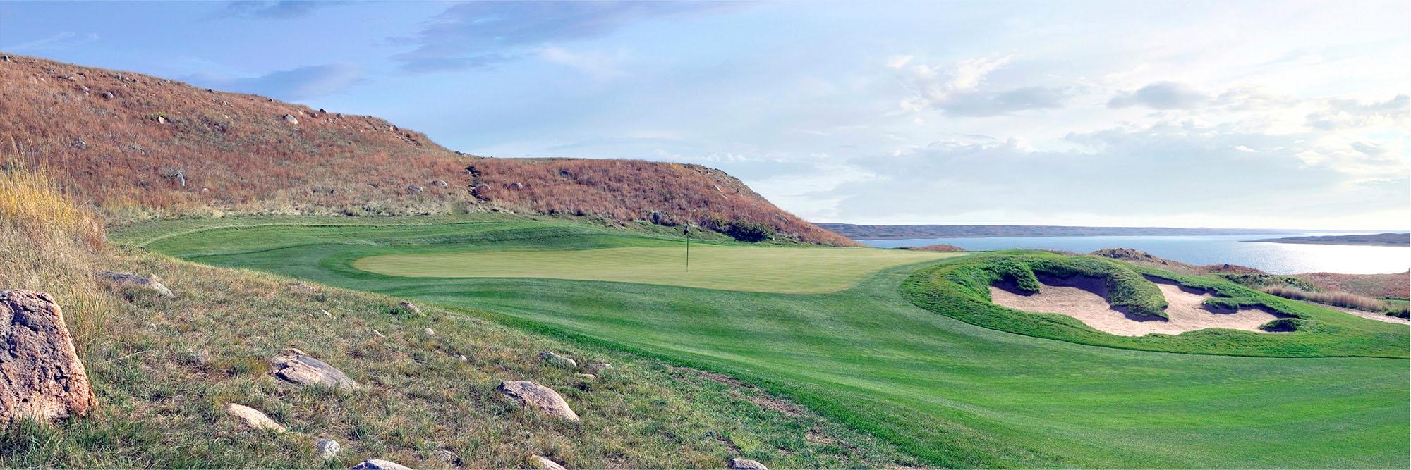 Golf Course Image - Sutton Bay No. 12