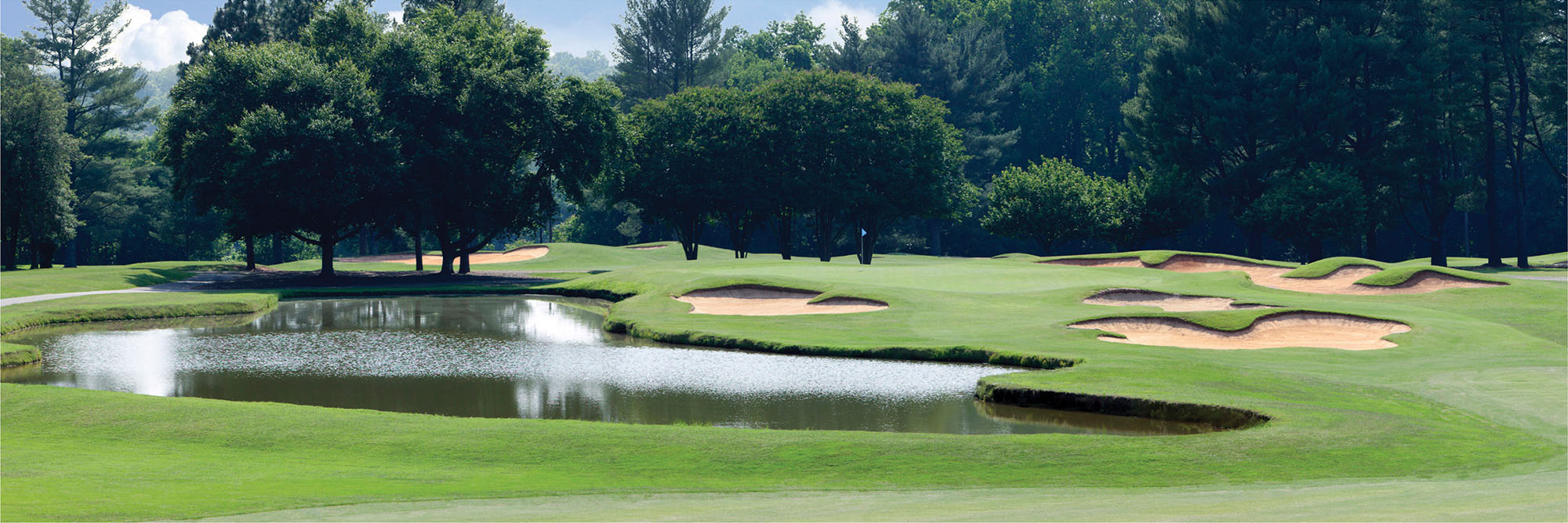 Golf Course Image - Tanglewood No. 3