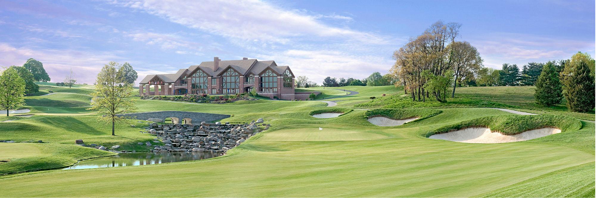 Golf Course Image - The ACE Club No. 9