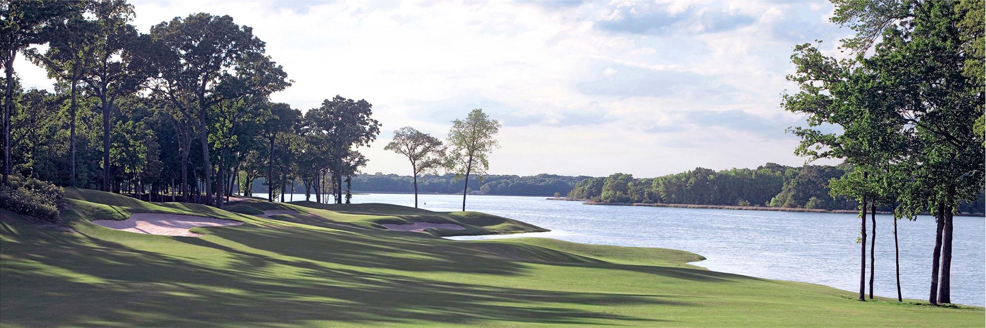 Golf Course Image - The Cascades Golf Club No. 1