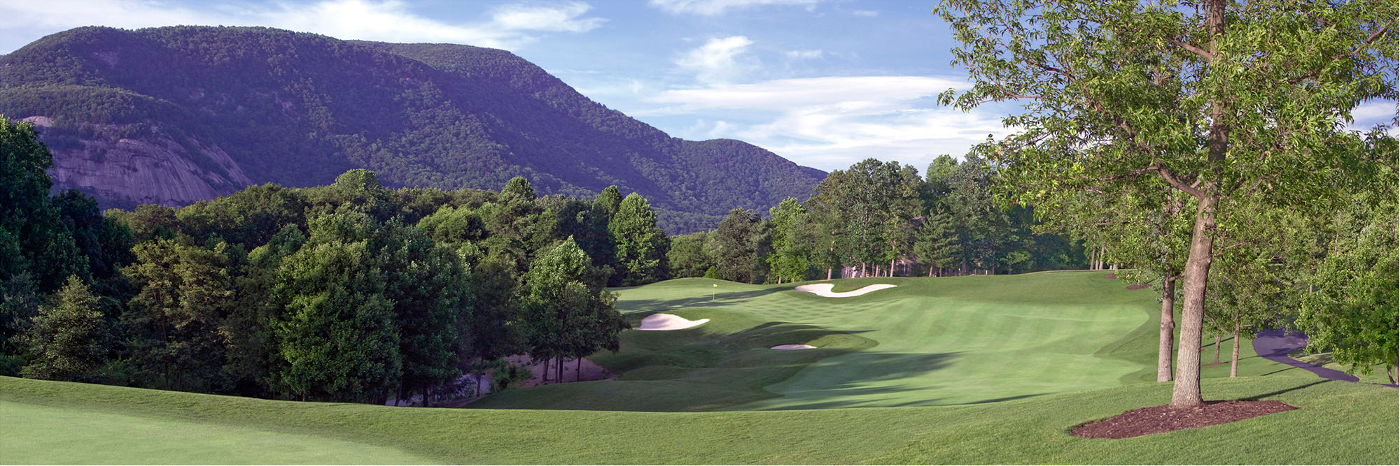 Golf Course Image - The Cliffs at Glassy No. 4