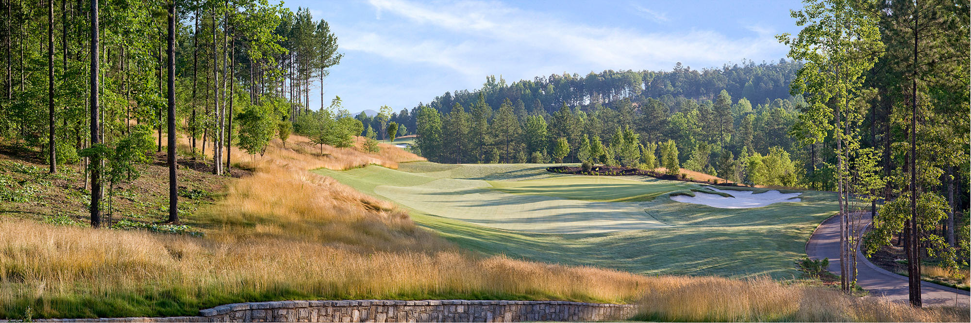 Golf Course Image - The Cliffs at Keowee Springs No. 3
