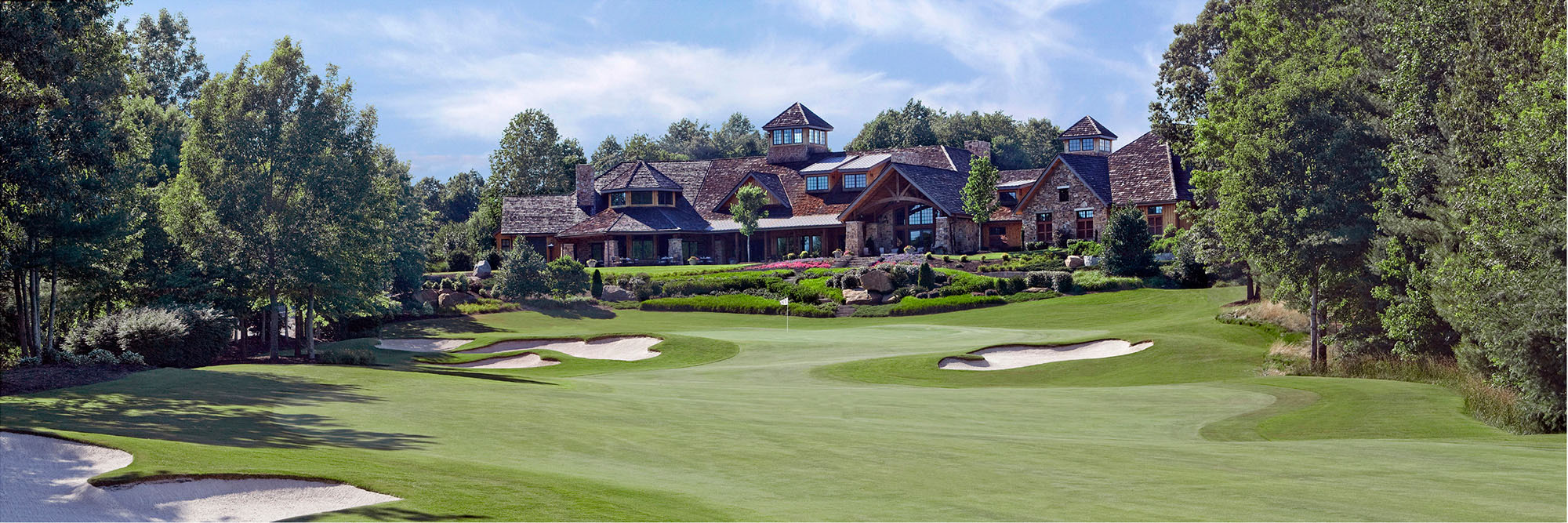 Golf Course Image - The Cliffs at Keowee Vineyards No. 18