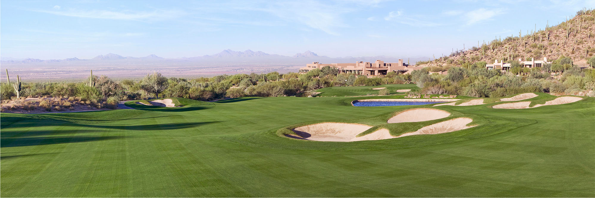 Golf Course Image - The Gallery North Course No. 9
