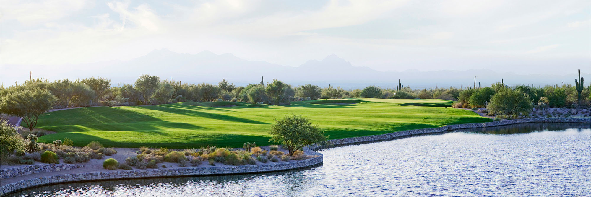 Golf Course Image - The Gallery South Course No. 4