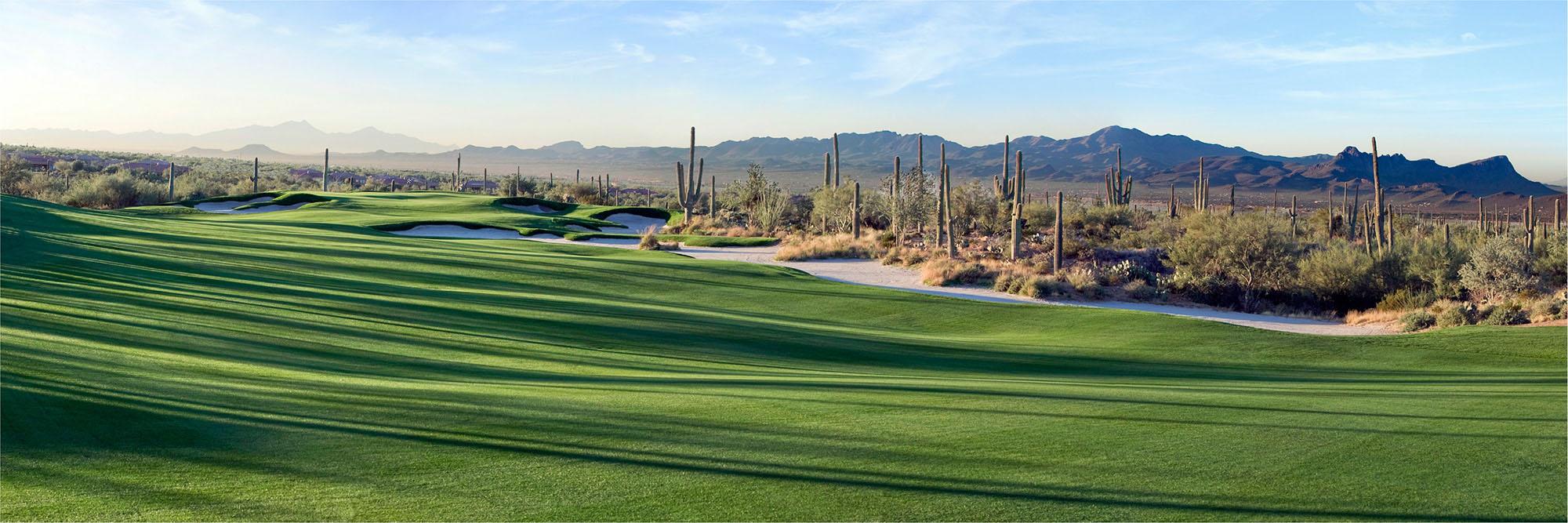 Golf Course Image - Ritz Carlton Dove Mountain No. 2