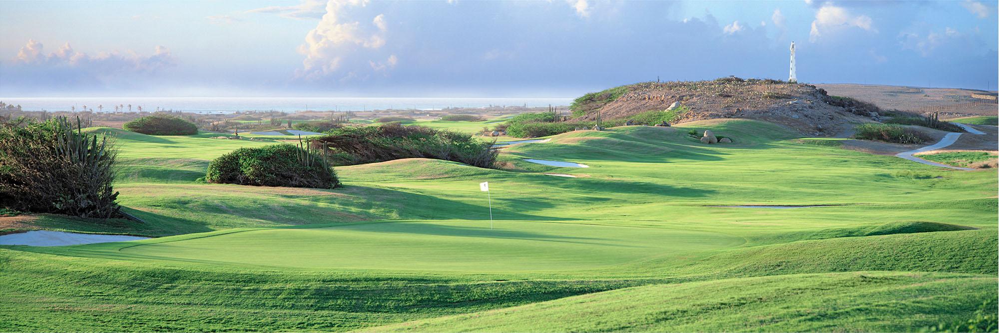 Golf Course Image - Tierra Del Sol No. 9