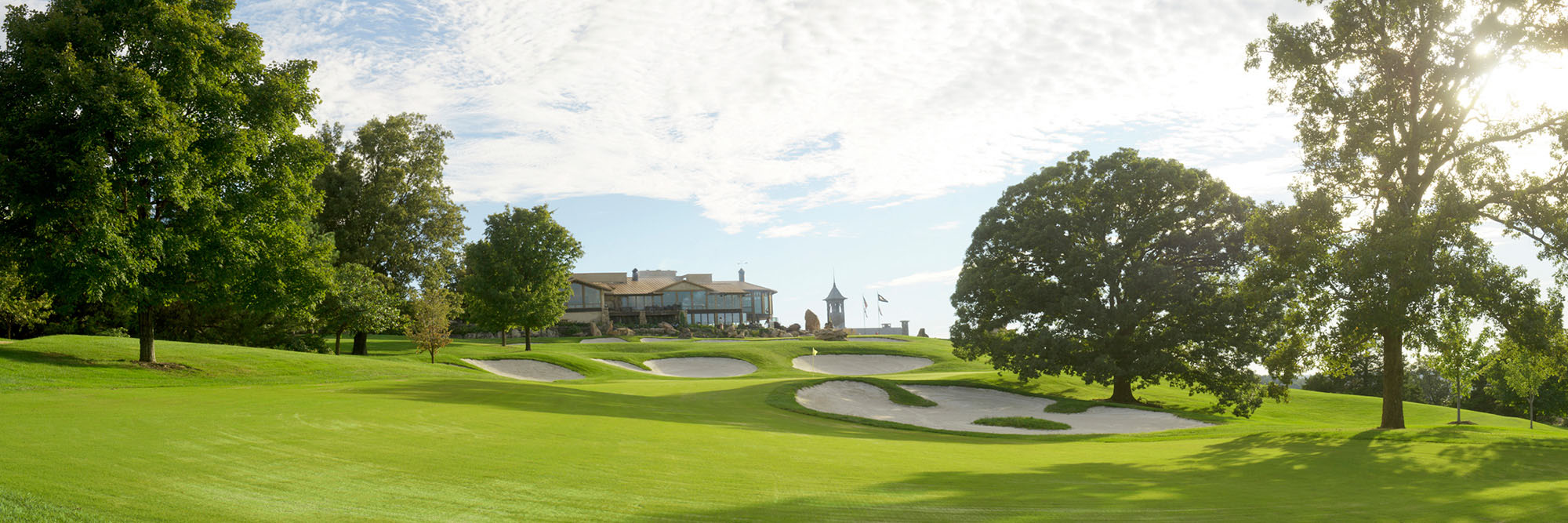 Golf Course Image - Top of the Rock No. 8