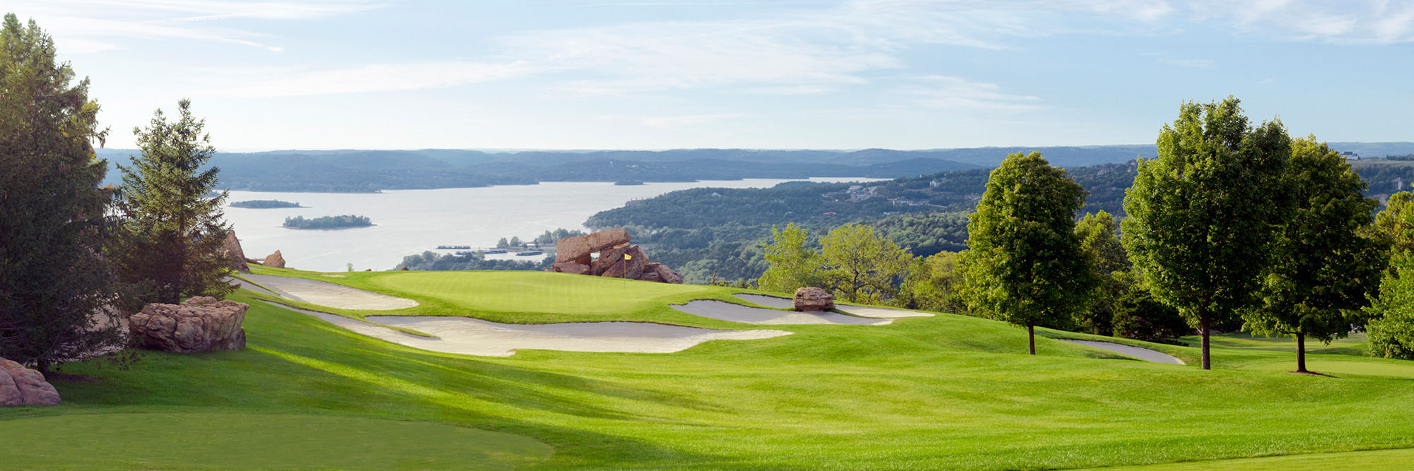 Golf Course Image - Top of the Rock No. 9