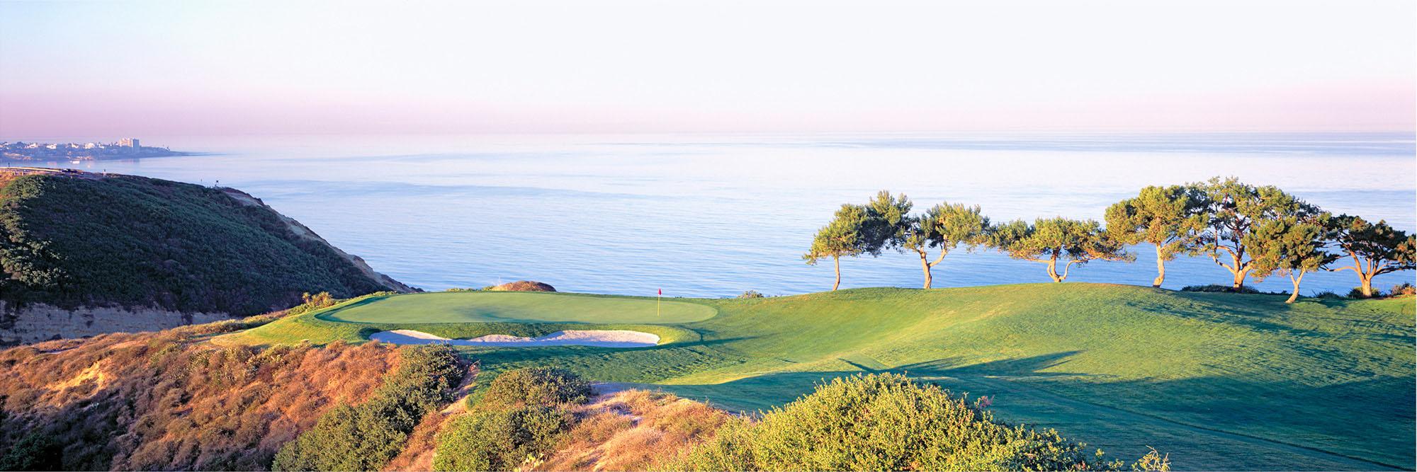 Golf Course Image - Torrey Pines South No. 3