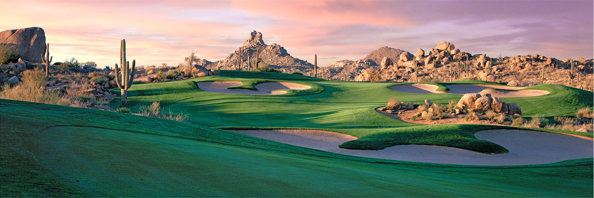 Golf Course Image - Troon North Pinnacle No. 10