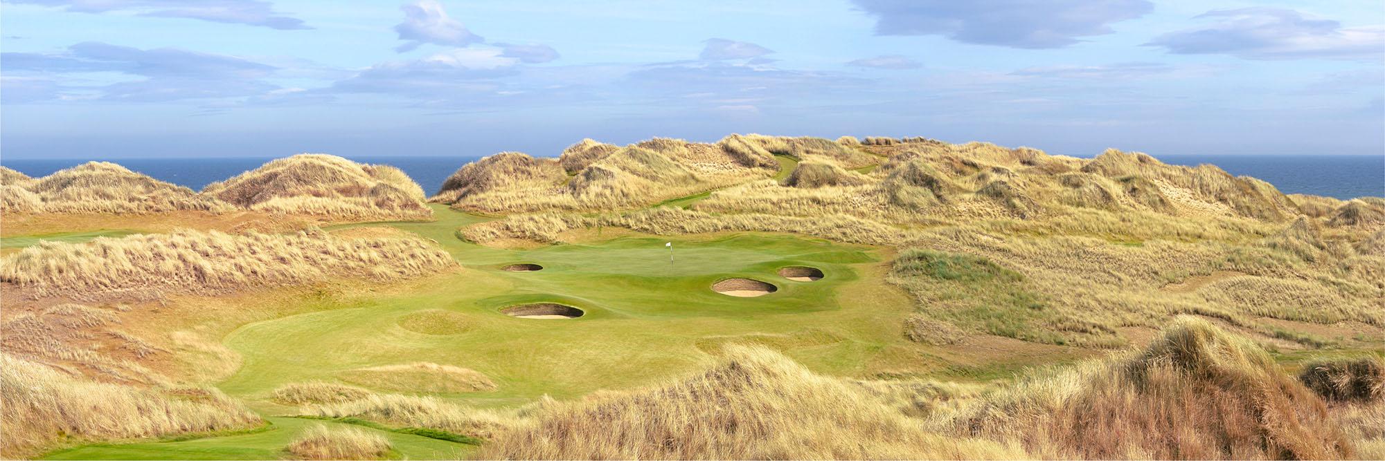 Golf Course Image - Trump International No. 13