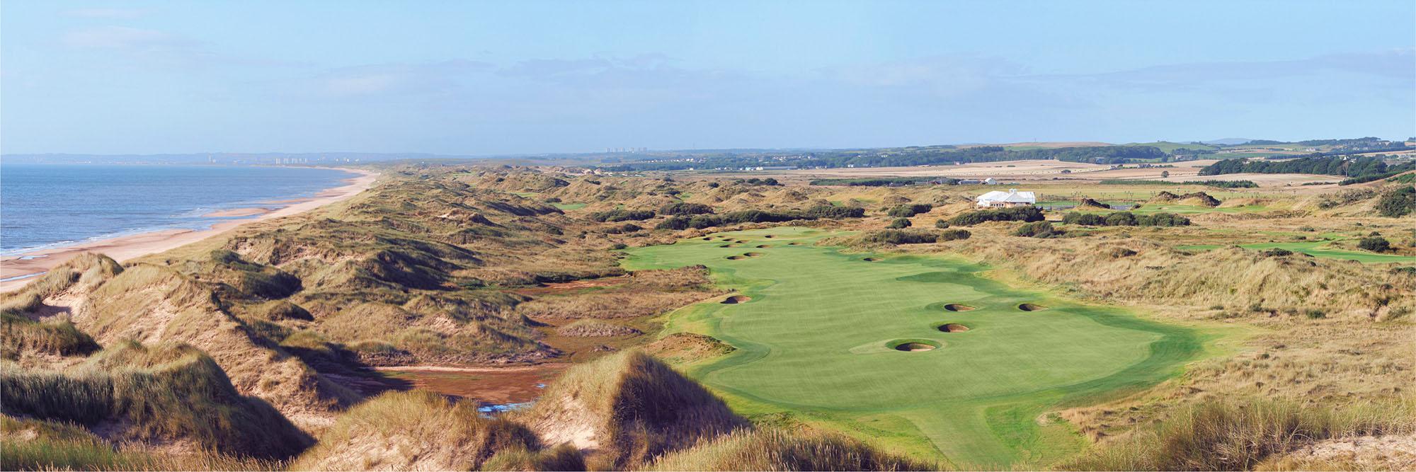 Golf Course Image - Trump International No. 18