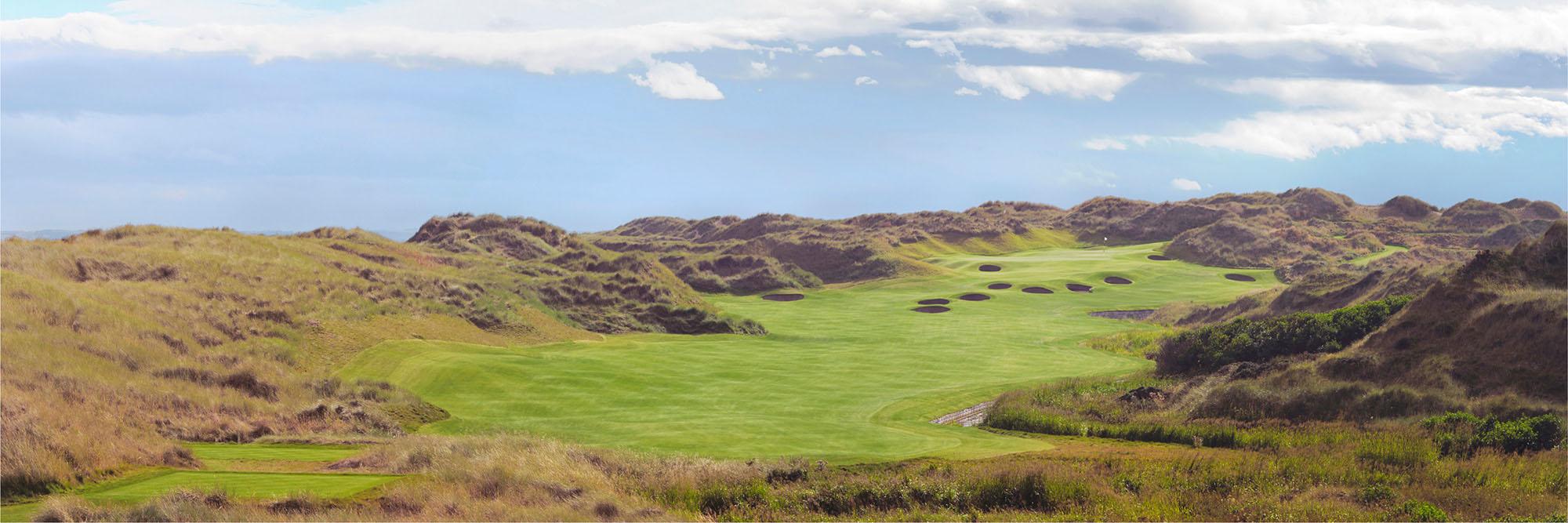 Golf Course Image - Trump International No. 4
