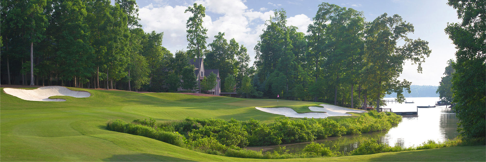 Golf Course Image - Trump National Charlotte No. 12