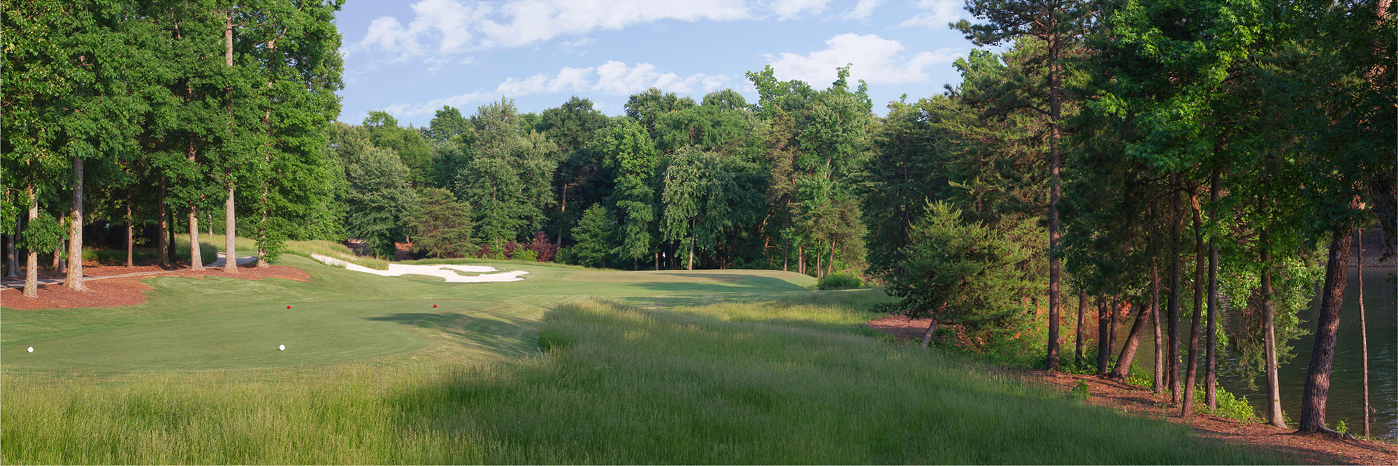 Golf Course Image - Trump National Charlotte No. 13
