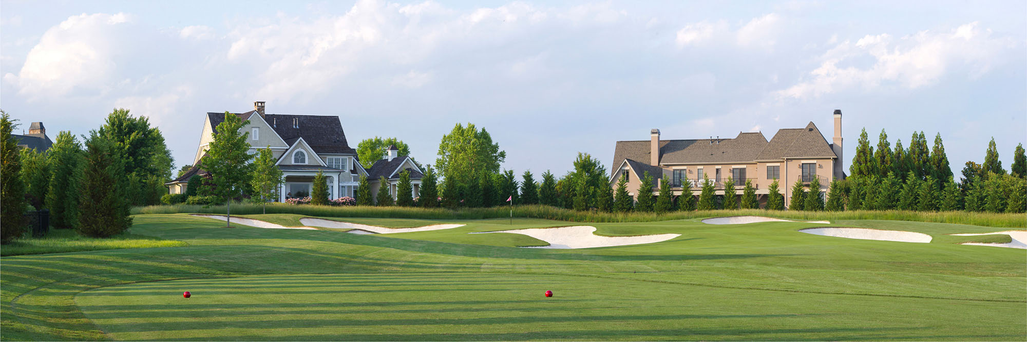Golf Course Image - Trump National Charlotte No. 15