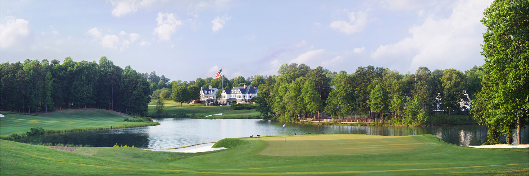 Golf Course Image - Trump National Charlotte No. 17