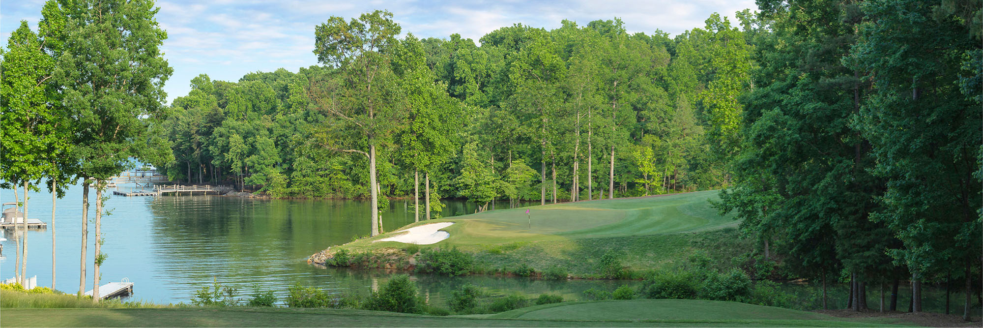 Golf Course Image - Trump National Charlotte No. 7