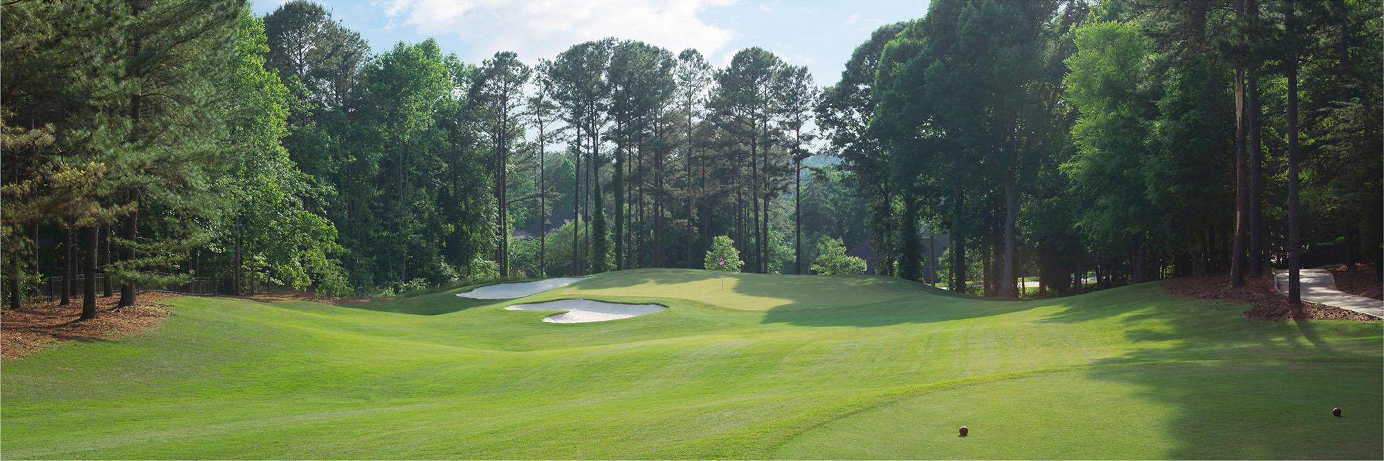 Golf Course Image - Trump National Golf Club Charlotte No. 3