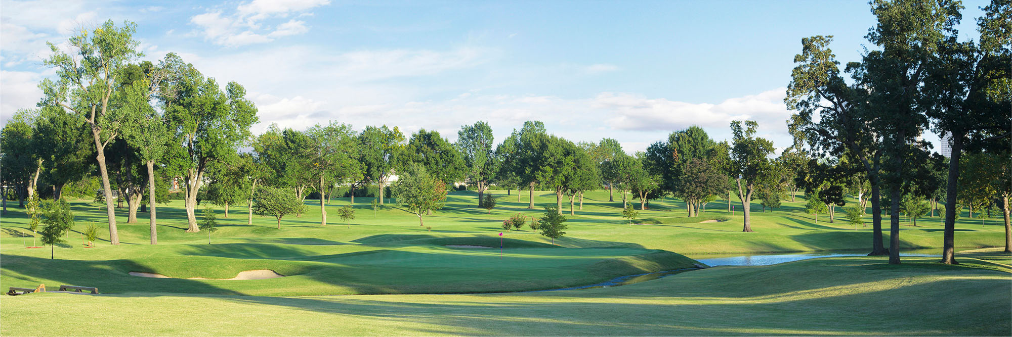Golf Course Image - Tulsa Country Club No. 14