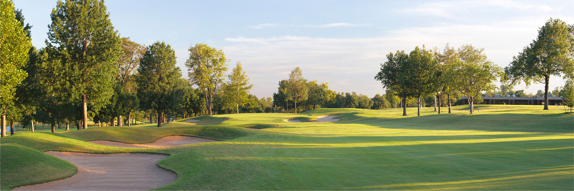 Golf Course Image - Tulsa Country Club No. 18