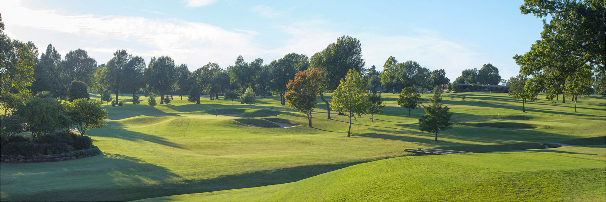Golf Course Image - Tulsa Country Club No. 9