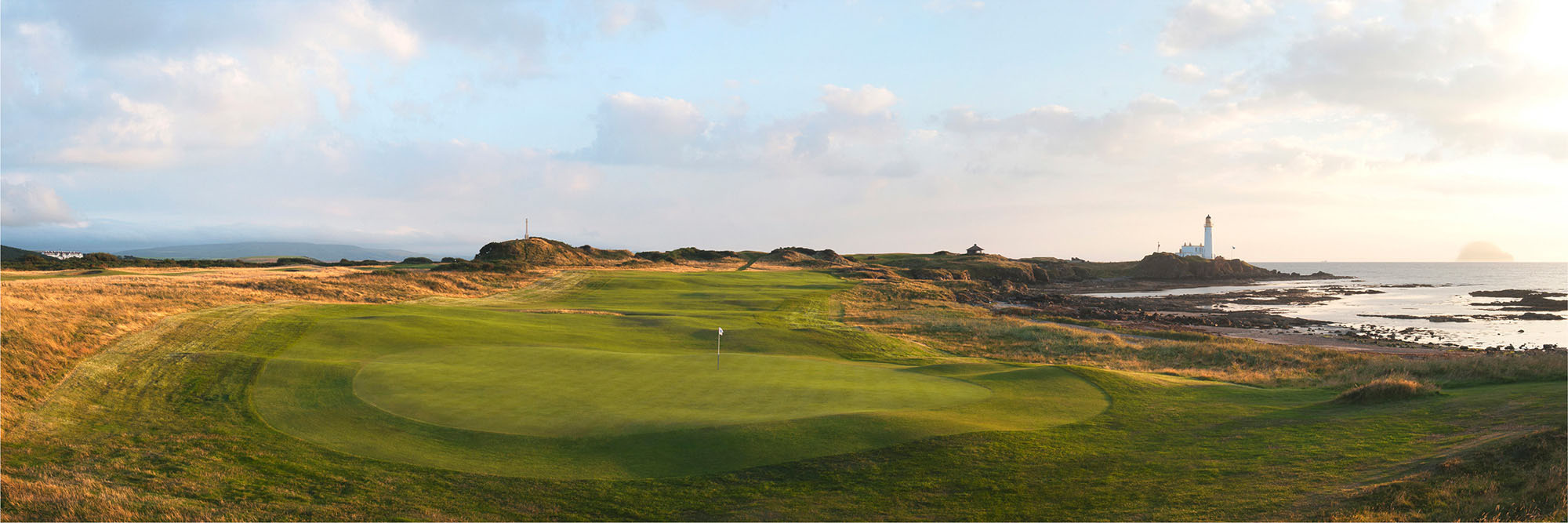 Golf Course Image - Turnberry Ailsa No. 10