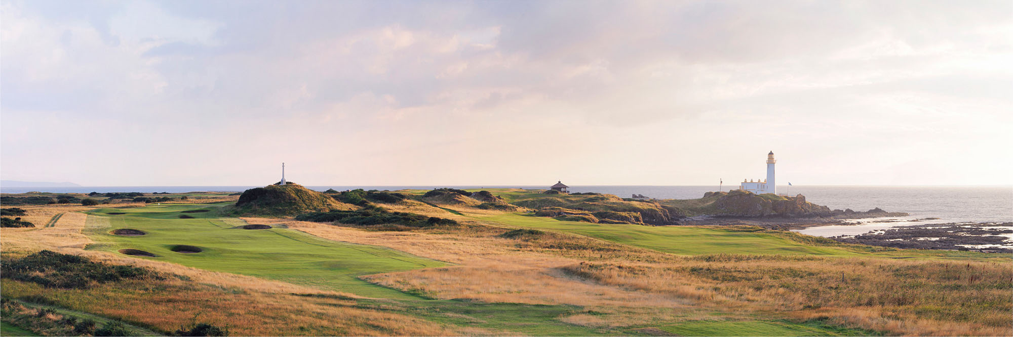 Golf Course Image - Turnberry Ailsa No. 12