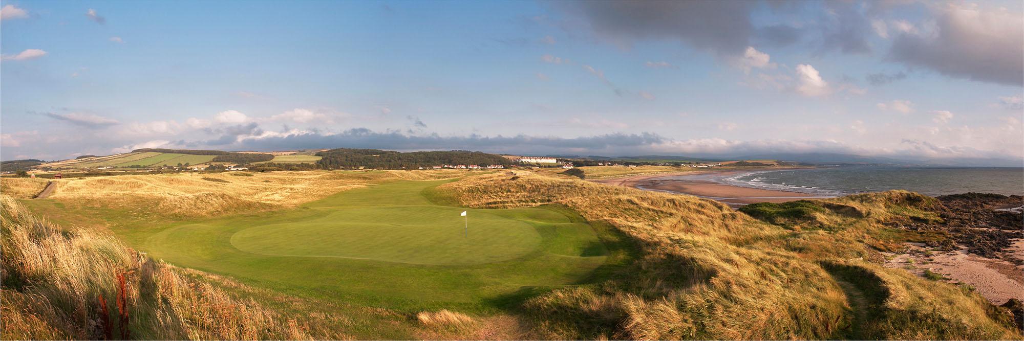 Golf Course Image - Turnberry Ailsa No. 8