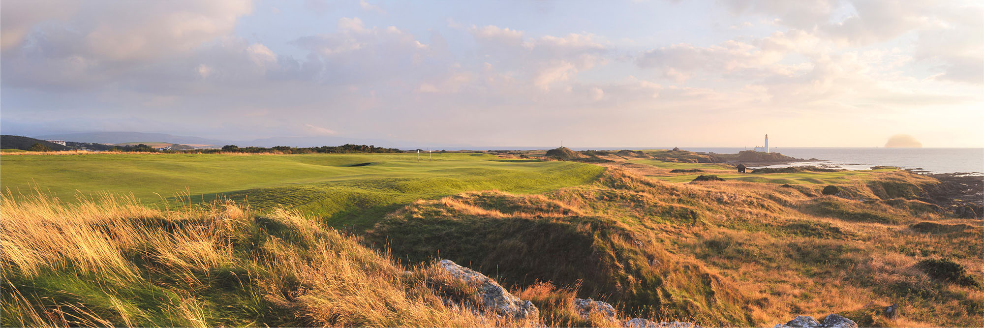 Golf Course Image - Turnberry Kintyre No. 9