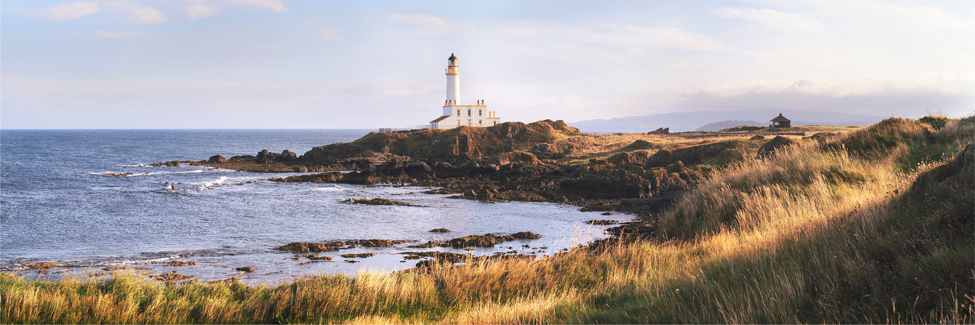 Golf Course Image - Turnberry Ailsa Lighthouse