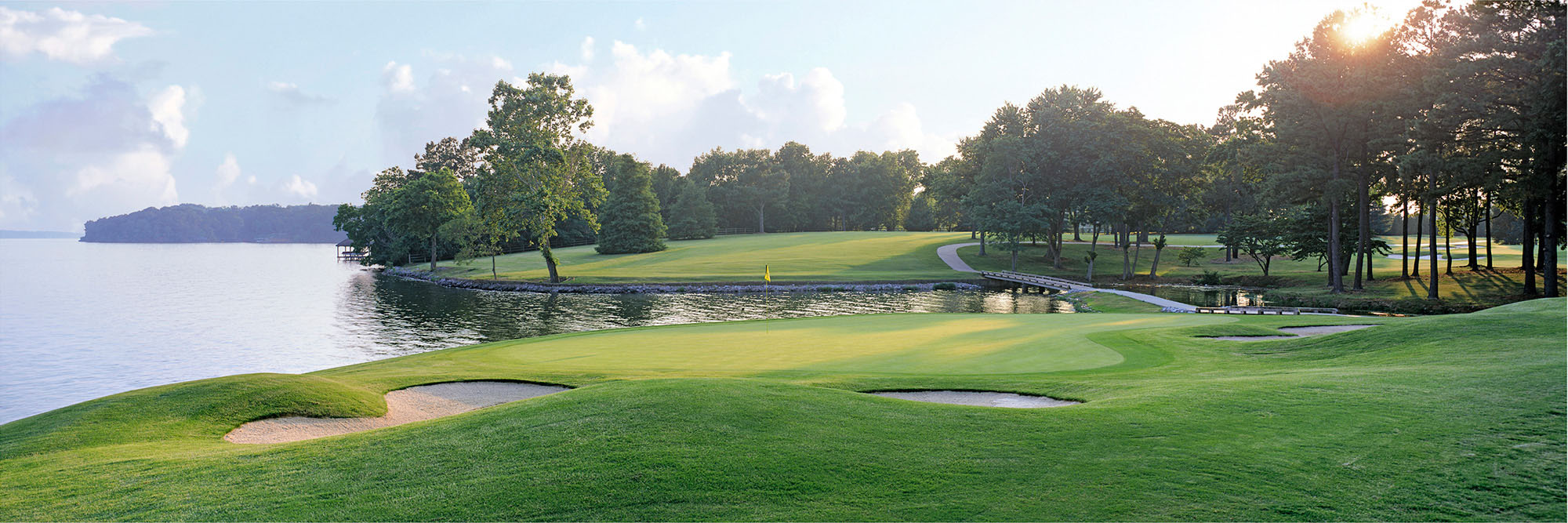 Golf Course Image - Turtle Point Yacht CC No. 18