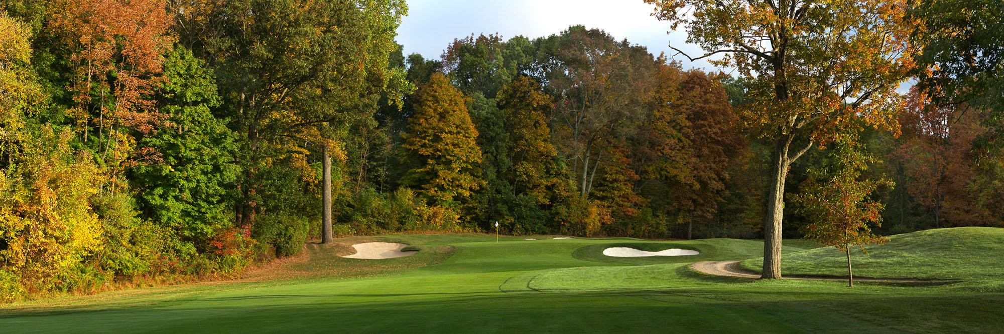Golf Course Image - The Tuxedo Club No. 11