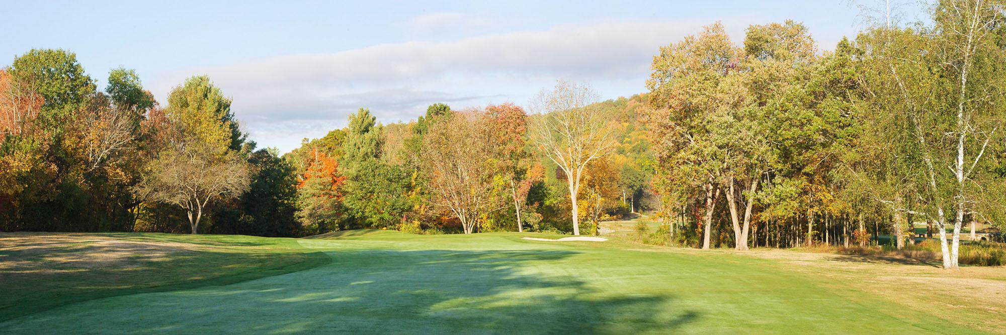 Golf Course Image - The Tuxedo Club No. 12