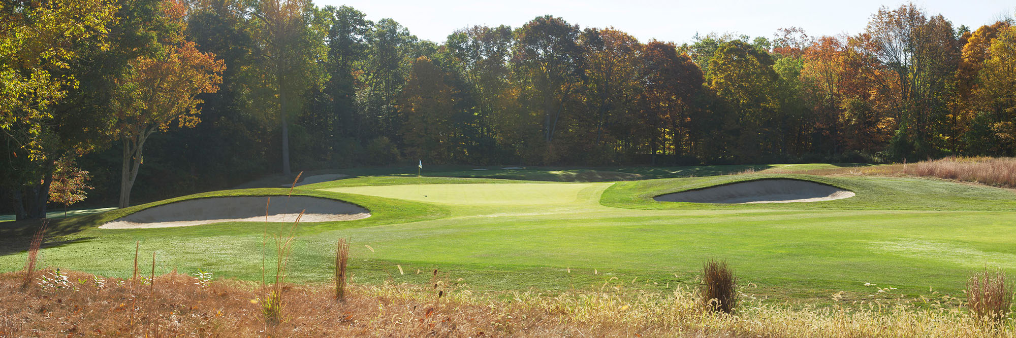 Golf Course Image - The Tuxedo Club No. 13