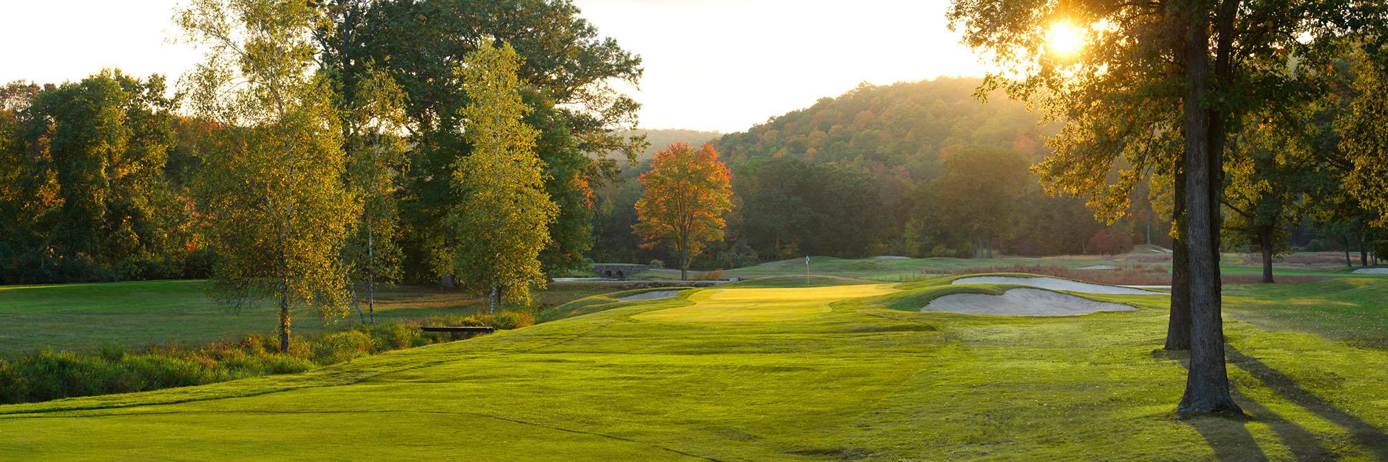 Golf Course Image - The Tuxedo Club No. 14