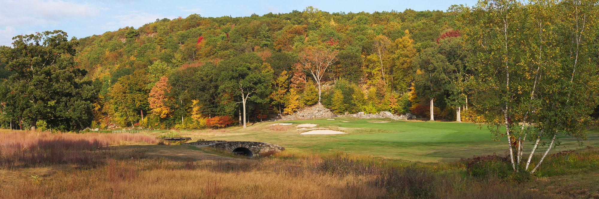 Golf Course Image - The Tuxedo Club No. 16