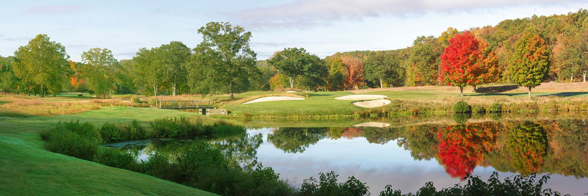 Golf Course Image - The Tuxedo Club No. 17