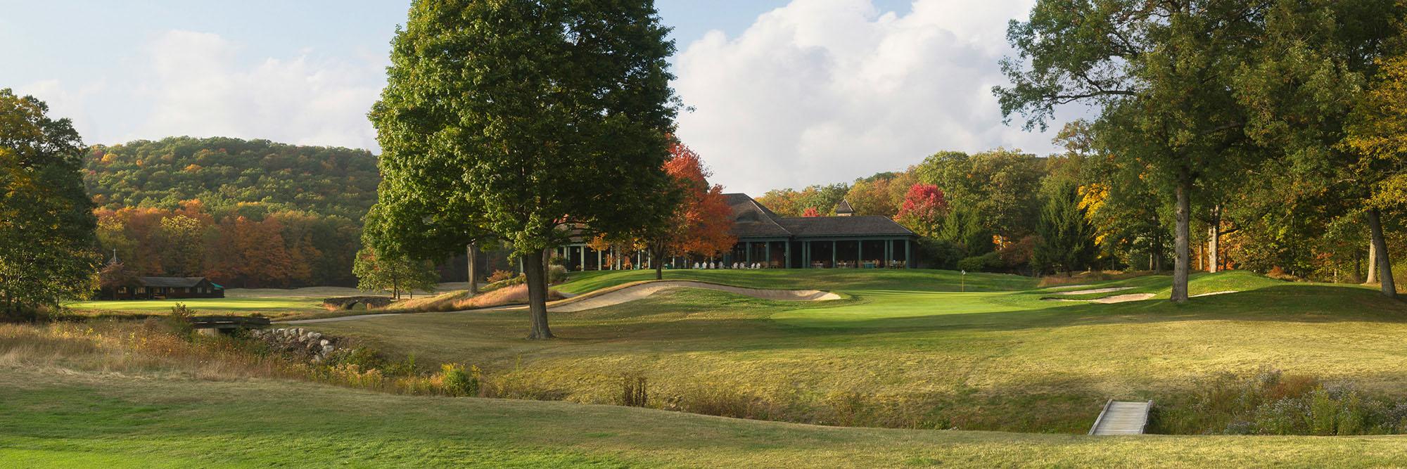 Golf Course Image - The Tuxedo Club No. 18