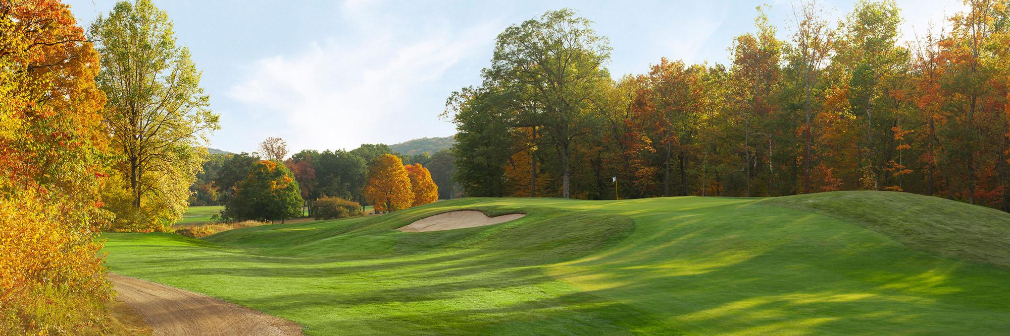 Golf Course Image - The Tuxedo Club No. 1