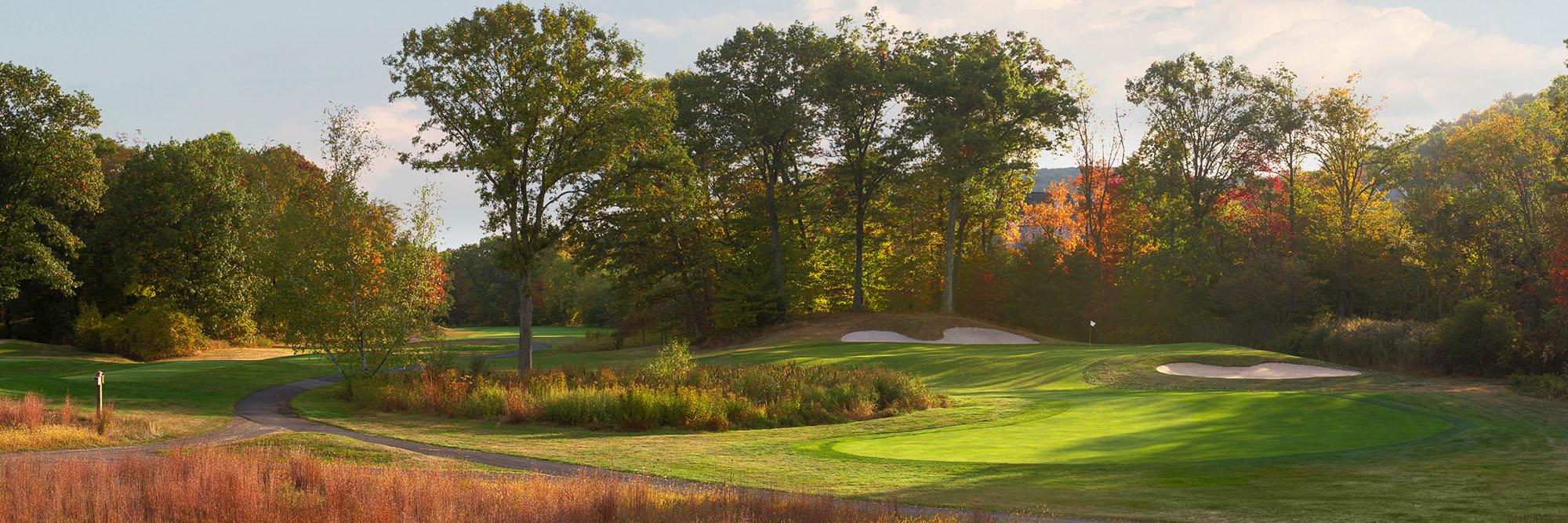Golf Course Image - The Tuxedo Club No. 3