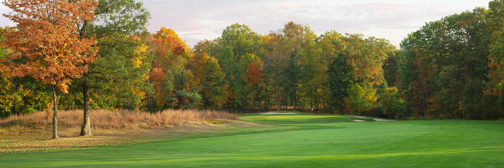Golf Course Image - The Tuxedo Club No. 4