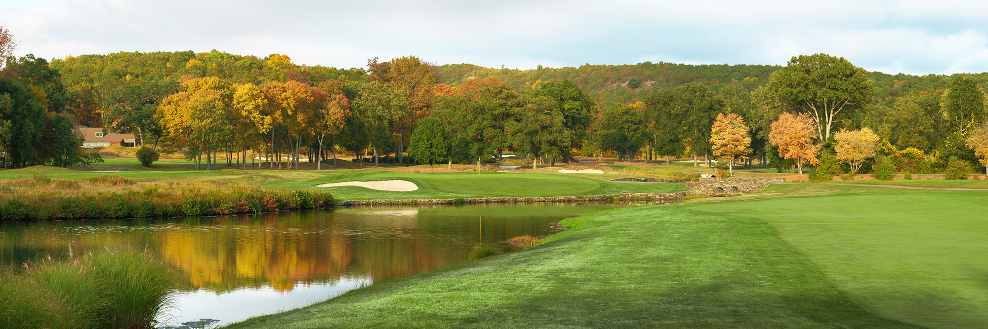 Golf Course Image - The Tuxedo Club No. 5